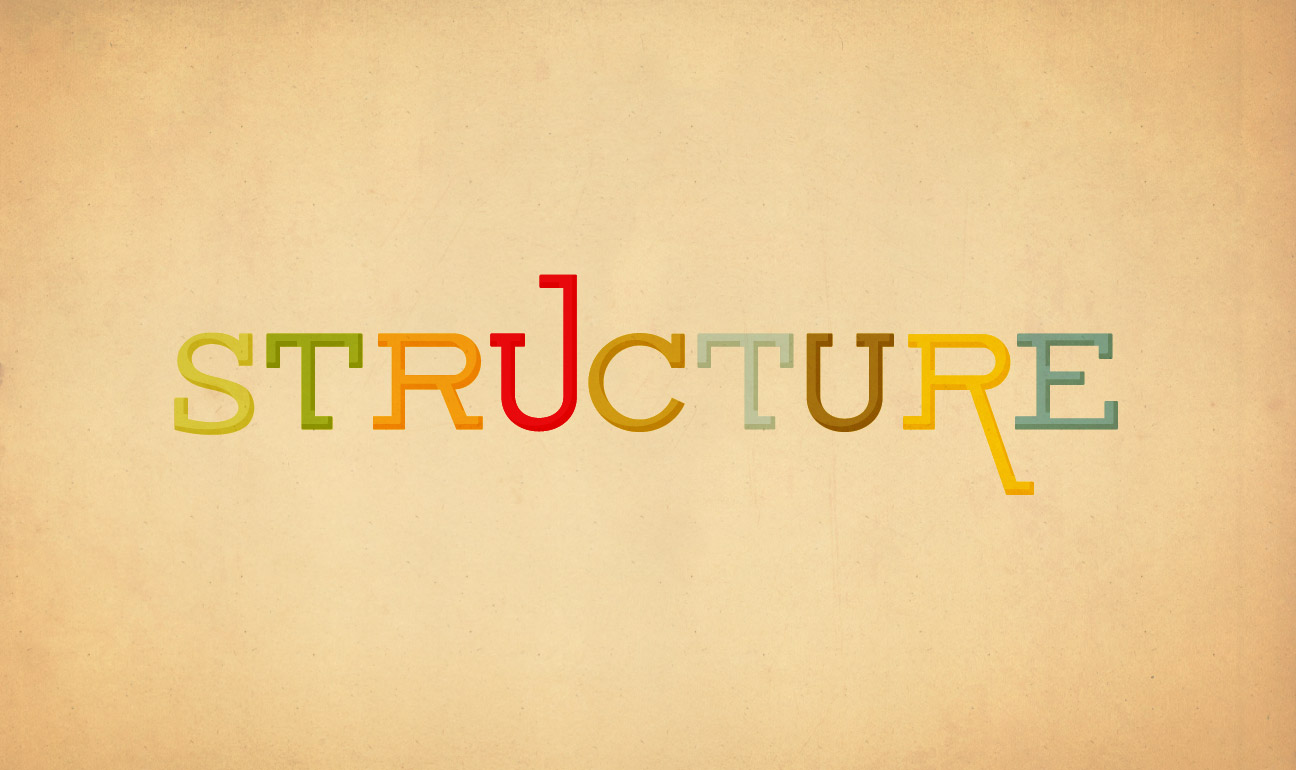 Dave Whitley Graphic Design Structure